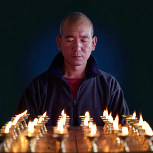Lobsang portrait